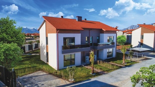 Palm City Modern Antalya Projesinde 700 Bin TL'ye 3+1