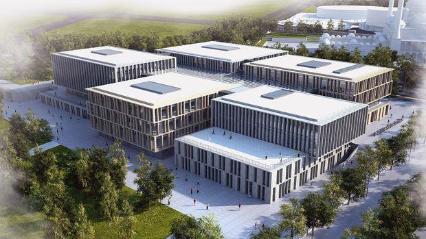 Emlak Konut Başakşehir Belediyesi Hizmet Binası İhalesine 7 Teklif