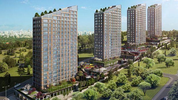 Sur Yapı Yeşil Mavi Maltepe Fiyatları 392 Bin TL'den Başlıyor!