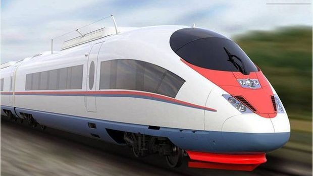 Ankara Sivas Hızlı Tren Hattında İlk Ray Serimi Başlıyor