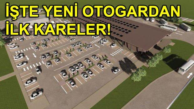 Harem Otogarı'nın Yeni Adresi Belli Oldu