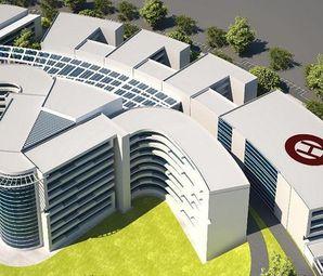 Esenlere 500 Yataklı Yeni Devlet Hastane Geliyor
