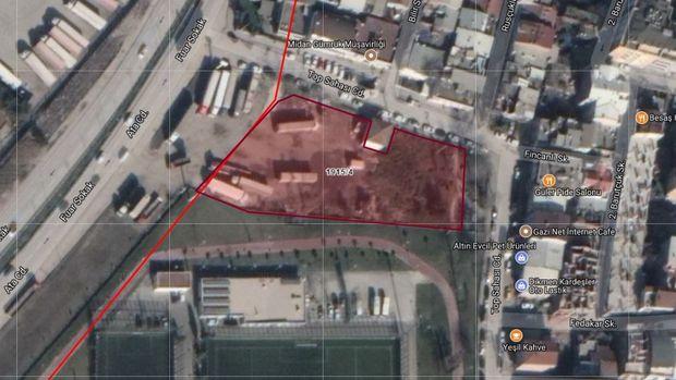 Bursa Defterdarlığı'ndan Nilüfer'de Satılık Arsa