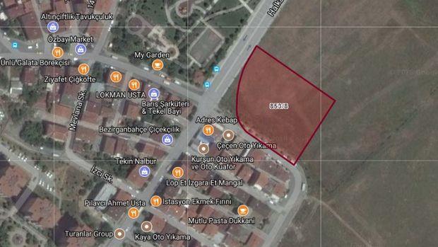 Belediyeden Halkalı Merkezde 20 Milyona Satılık Arsa