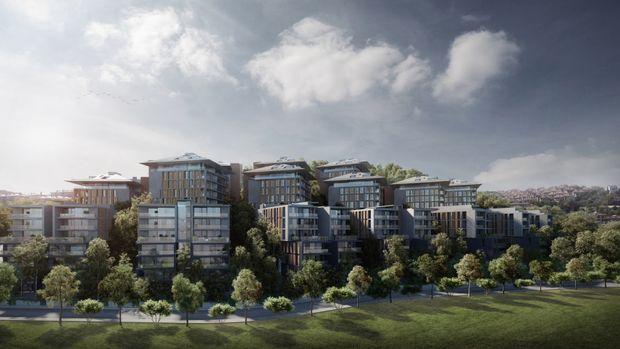 Nef Kandilli Luxury Living Fiyatları 1 Milyon 900 Bin TL'den Başlıyor