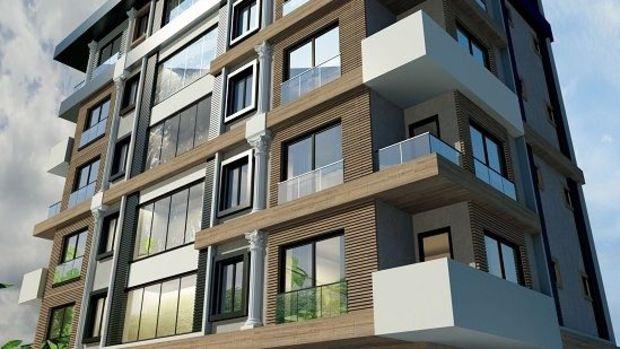 Fark Apartmanı Projesinde 290 Bin TL'ye 2+1