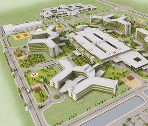 Kayseri Şehir Hastanesi Mayıs'ta Açılıyor!