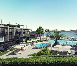 D Plaj Bodrum Fiyatları 370 Bin Avrodan Başlıyor!
