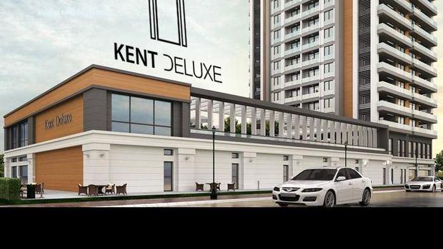 Kent Deluxe Projesinde 465 Bin TL'ye 3+1