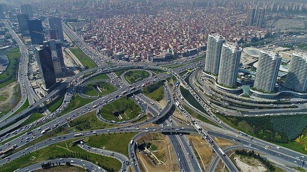 Kuzey Marmara Otoyolu İnşaatında Son Durum Havadan Görüntülendi!