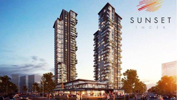 Sunset İncek Fiyatları 435 Bin TL'den Başlıyor!