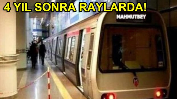 Esenyurt Metro Hattına 2 İlave İstasyon Geliyor!