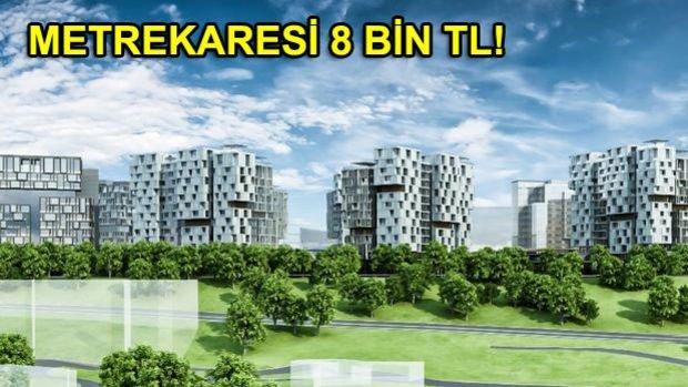 Akzirve Topkapı Projesi Eylül'de Satışta!