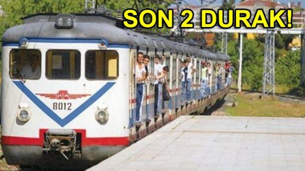Gebze Haydarpaşa Tren Hattı Kasım'da Açılıyor!