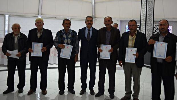 Tokat Turhal Gazi Osman Paşa'da Tapu Sevinci!