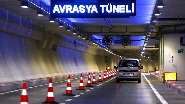 Avrasya Tüneli'nde Ceza İndirimi!