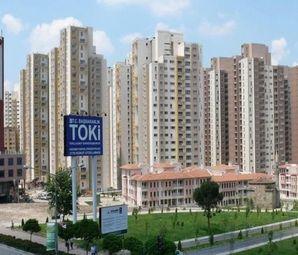 Toki'den İstanbul'da 750 TL Taksitle 3 Bin 500 Konut Geliyor!