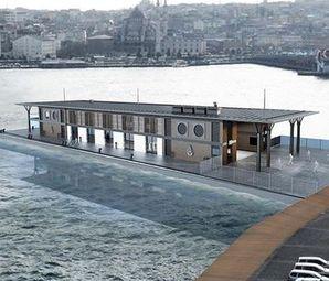 Karaköy'ün Yeni İskelesi Yakında Açılıyor!