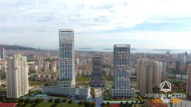 Ataşehir Modern Fiyat Listesi 2018!