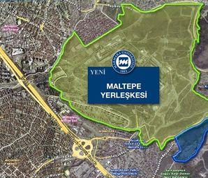 Marmara Üniversitesi Maltepe Kampüsü İnşaatı Başlıyor!