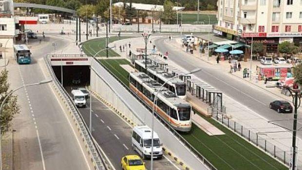 Gaziantep Metro Hattında Çalışmalar Start Aldı!