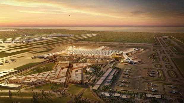 3.Havalimanı'na Komşu 10 Bin Konutluk Yeni Şehir Geliyor!