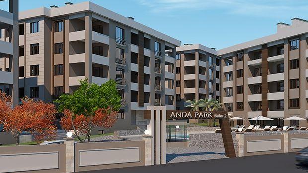 Anda Park Balat 2 Bursa'da Yükseliyor!