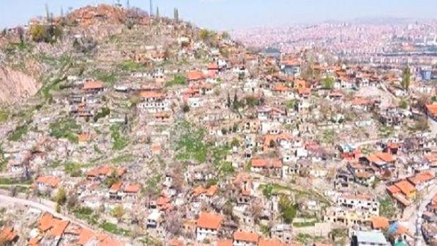 Ankara Altınpark Kentsel Dönüşüm Planı Askıda!