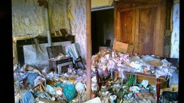1 Avroya Çöplük Aldılar Saraya Dönüştürdüler!
