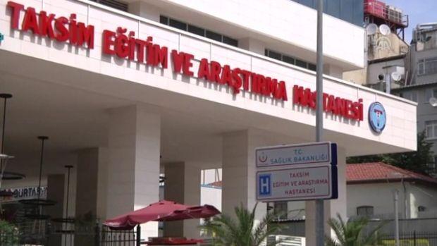 Taksim İlk Yardım Hastanesi Yeniden Kapılarını Açtı!