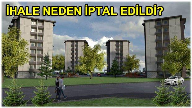 Toki Tozkoparan Kentsel Dönüşüm Projesi Yeniden İhaleye Çıkıyor!