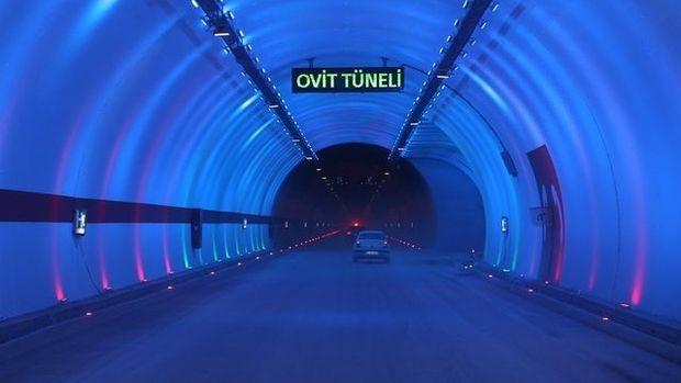 Ovit Tünelinin Açılış Tarihi Belli Oldu!