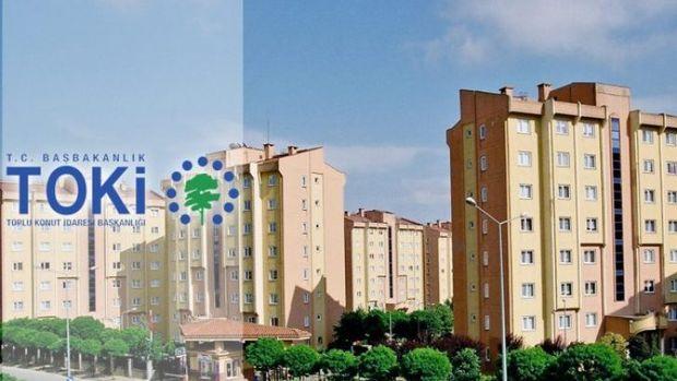 Toki'den Mersin Mezitli'de 262 Konutluk Yeni Proje!