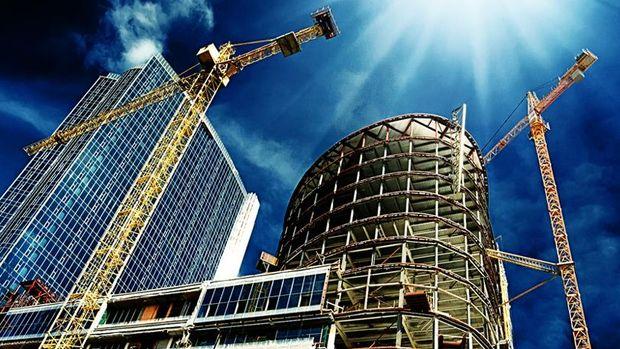 İnşaat Sektörü 2018 İlk Çeyrekte Yüzde 6,9 Büyüdü!