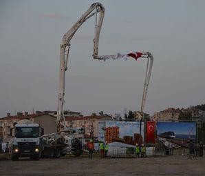 Aliağa-Çandarlı-Bergama Demiryolu'nun Temeli Atıldı!