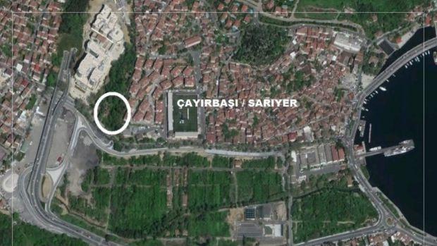 """Ermeni Mezarlığına """" Rezidansa"""" İzin Çıkmadı!"""