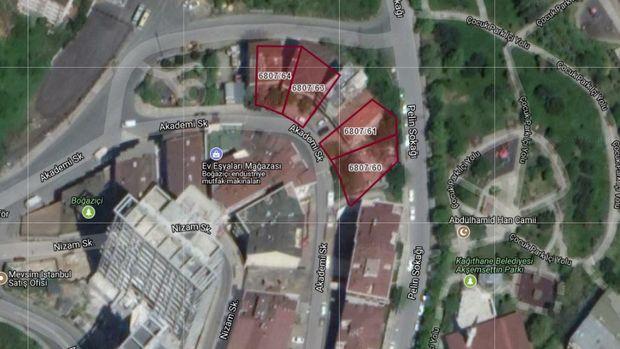 İBB Kağıthane'deki 4 Arsasını 4 Temmuz'da Satışa Çıkarıyor!