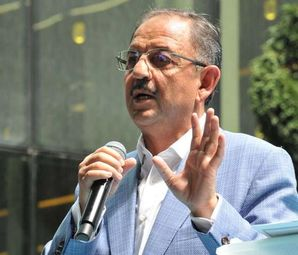 Bakan Özhaseki: Fikirtepe'ye Bakanlık Olarak Girdik Şimdi Müteahhitlik Yapıyoruz!