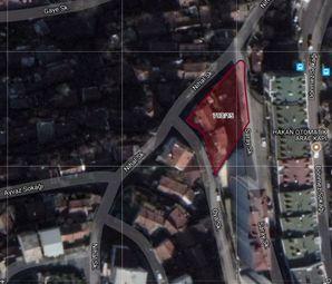 Belediyeden Eyüp Alibeyköy Çırçır  Mahallesi'nde Satılık Arsa!