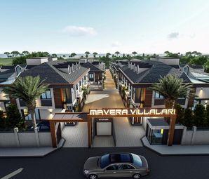 Mavera Villaları Beylikdüzü Fiyatları 2,5 Milyon TL'den Başlıyor!