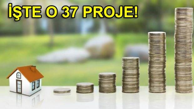 Emlak Konut'un Satışta Olan Projeleri!
