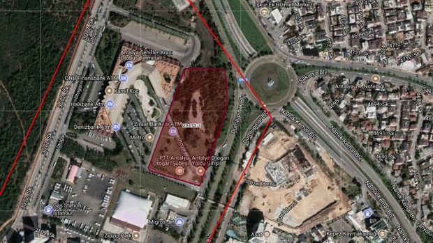 Antalya Büyükşehir Belediyesi'nden Kepez'de Satılık 6 Arsa!