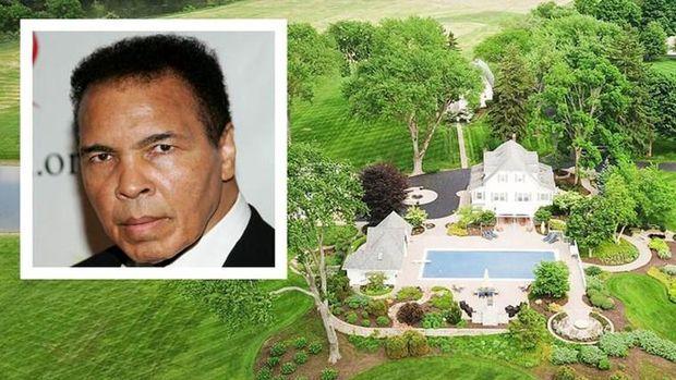 Muhammed Alinin Çiftliği 3 Milyon Dolara Satılıyor!