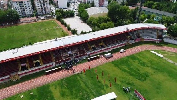 Eskişehir Atatürk Stadı'nda Yıkım Başlıyor! Millet Bahçesi Olacak!