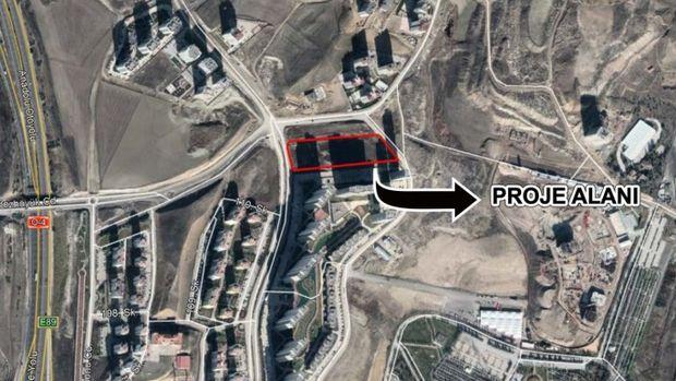 Aras Grup'tan Ankara Etimesgut'ta 211 Konutluk Yeni Proje!