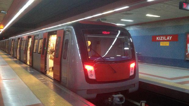 Sincan'dan Kızılay'a Aktarmasız Metro Seferleri Yarın Başlıyor!