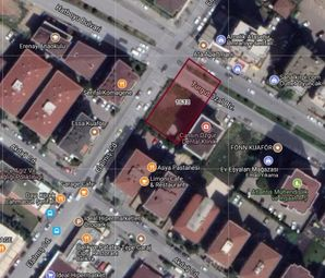 İstanbul Defterdarlığı'ndan Ümraniye'de Satılık Arsa!