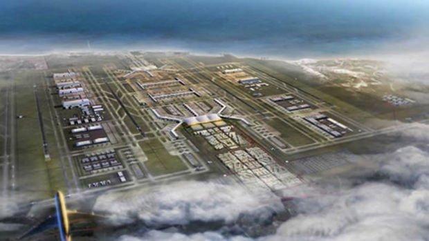 3.Havalimanı Bağlantı Yolları Tamamlandı!