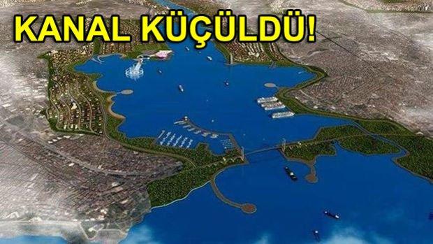 Kanal İstanbul Projesine 30 Milyarlık Ayar!