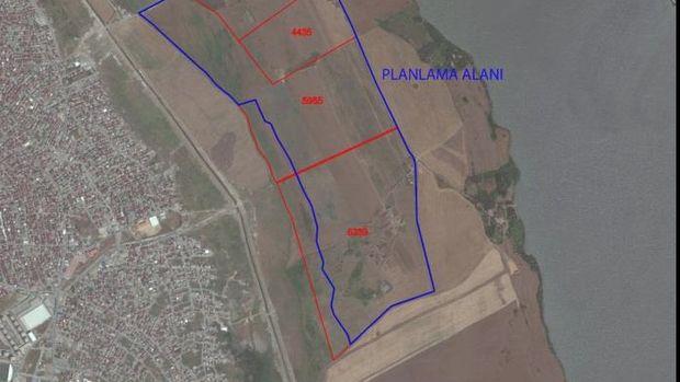Toki Marmara Üniversitesi Avcılar Arazisinin İmar Planı Askıda!